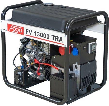 Agregat prądotwórczy FOGO FV 13000 TRA + Olej + Darmowa DOSTAWA