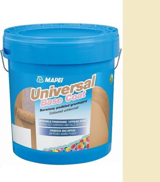 GRUNT ELEWACYJNY MAPEI UNIVERSAL BASE COAT 1041 20KG GRUPA-A