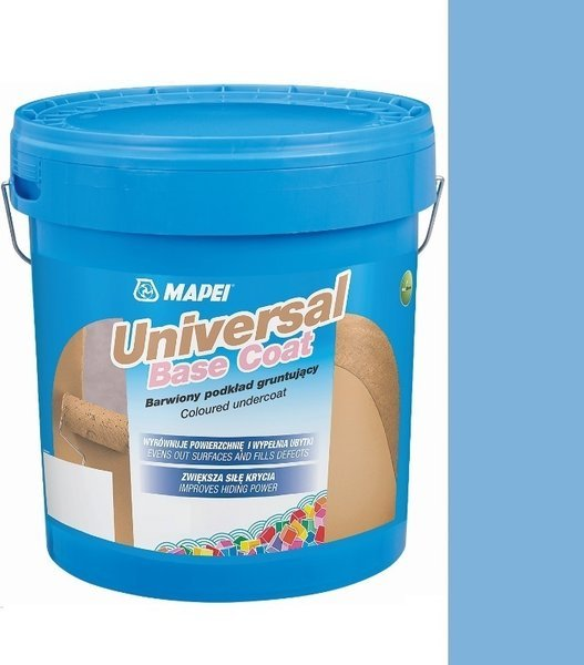 GRUNT ELEWACYJNY MAPEI UNIVERSAL BASE COAT 1251 20KG GRUPA-B